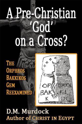 Radio Program A Pre Christian Crucifix And Origins Of Gnosticism