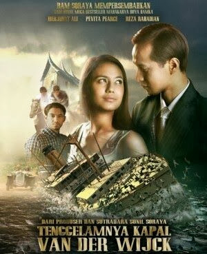 VIDEO Sinopsis Film Tenggelamnya Kapal Van Der Wicjk