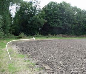10k 8.4km, Follow edge of Field
