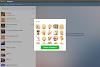 Añade cientos de espectaculares  pegatinas a Telegram