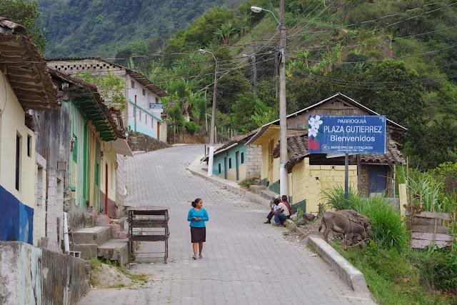 Apuela (Imbabura, Équateur). 17 novembre 2013. Photo : J.-M. Gayman