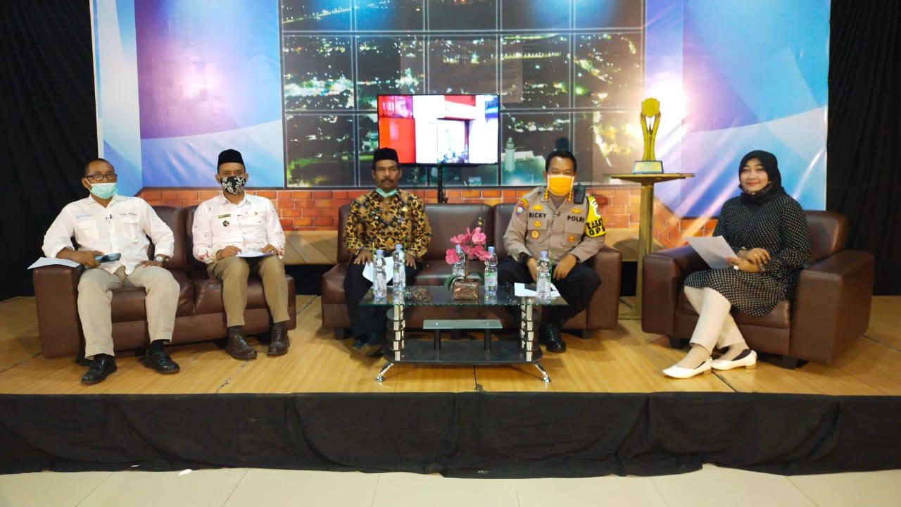 Dirbinmas Polda Banten Hadiri Talk Show Lomba Kampung Bersih