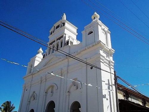 San Pedro Nonualco, La Paz, El Salvador