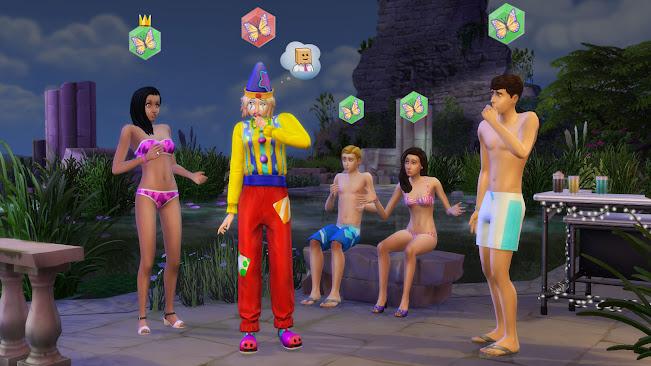 De Sims 4 Beleef het Samen club