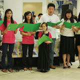 Chinese school/Choir performs at Macy