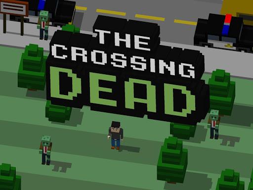 Code Triche The Crossing Dead: Crossy Zombie Apocalypse Road APK MOD (Astuce) screenshots 6