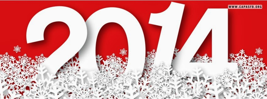 Capas para Facebook de Ano Novo
