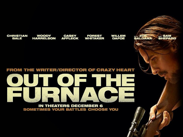 Out Of The Furnace Wallpaper
