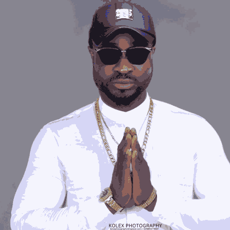 I started writing songs when i was 14 - Harrysong speaks on beef with Kcee