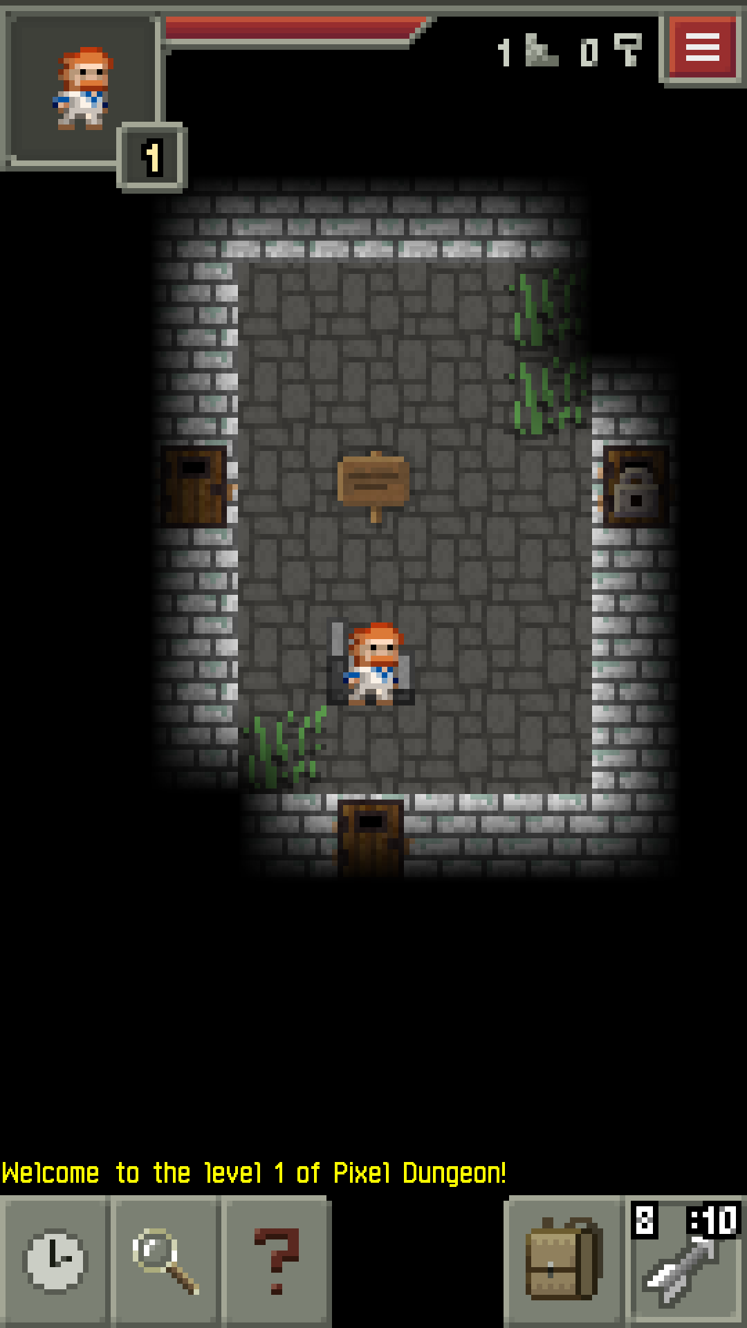 Pixel Dungeon screenshot #3