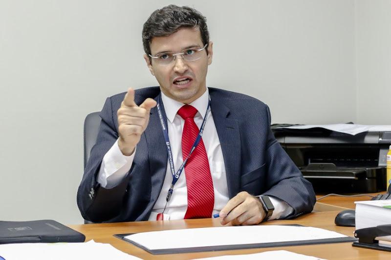promotor de Justiça Marcos Bulhões