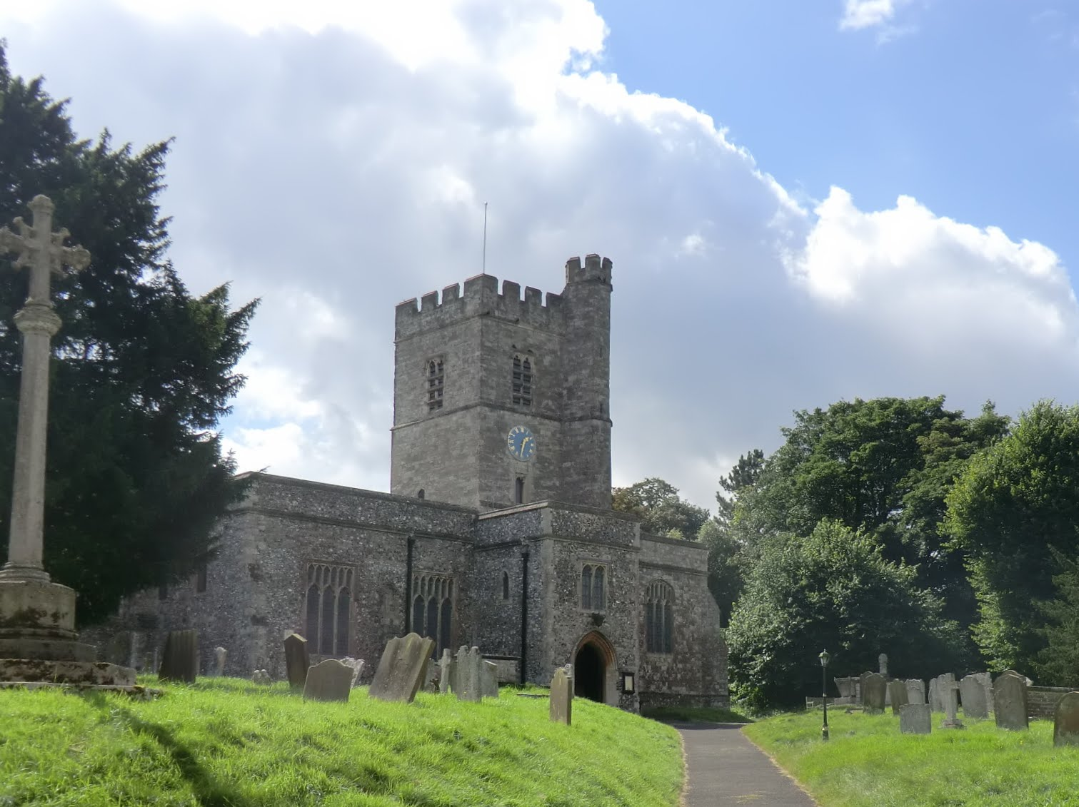 CIMG3551 St Mary Magdalene church, Cobham