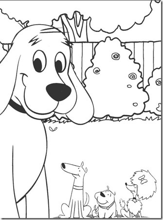 perrito-clifford blogcolorear (9)