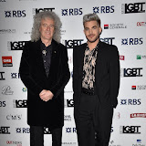 OIC - ENTSIMAGES.COM - Brian May and Adam Lambert at the  British LGBT Awards in London  13th May 2016 Photo Mobis Photos/OIC 0203 174 1069