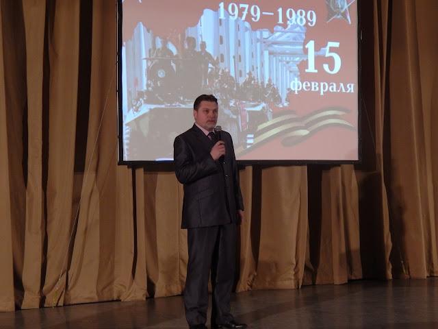 14.02.2014 - Вечер, посвященный 25-й годовщине вывода советский войск из Афганистана - DSCN0368.JPG