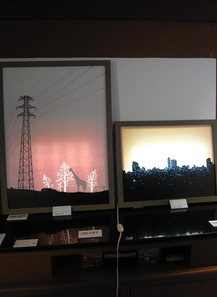 exibition plateau télévision