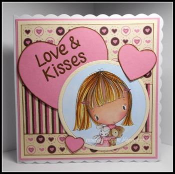 Lorraine C. - love & kisses