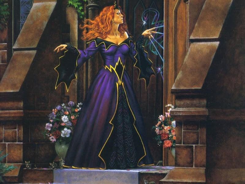 Dead Wizard Magick, Wizards