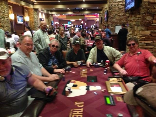 Redding poker room