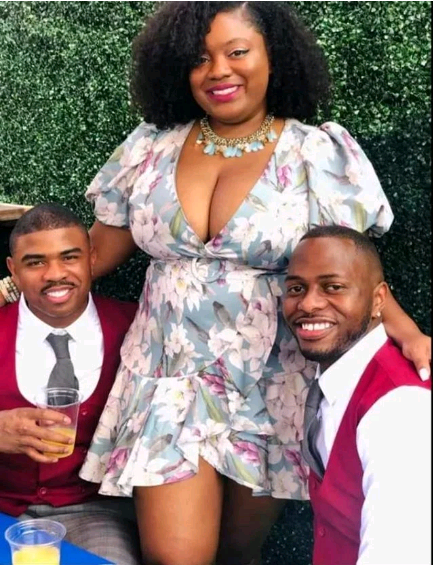 Brisbane and her husbands photo