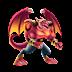 Dragón Tenebroso Comandante   Dark Commander Dragon