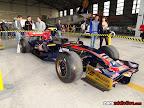 Red Bull Formula One Car