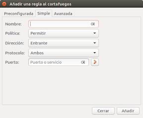 Protege Ubuntu en redes públicas - reglas simples