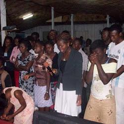 Praise & Worship Night Nov 30