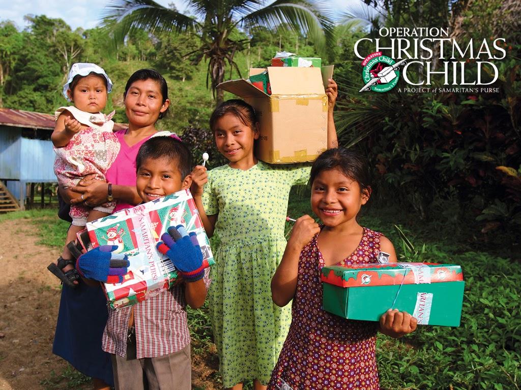 Christmas Shoe Box Campaign