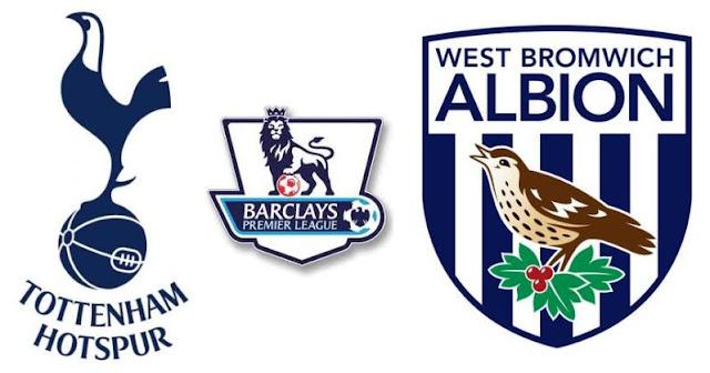 Tottenham vs West Brom Match Highlight