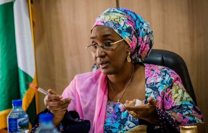 FG To Pay 24.3 Million Poor Nigerians N729Bn - Minister of Humanitarian Affairs, Sadiya Farouq Reveals