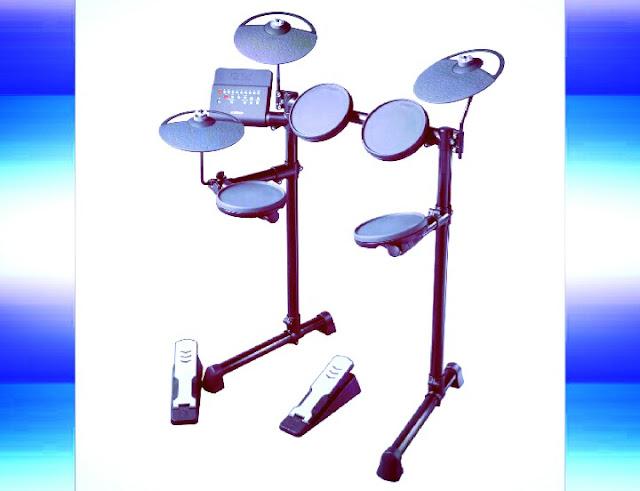 Spesifikasi Drum Elektrik Yamaha