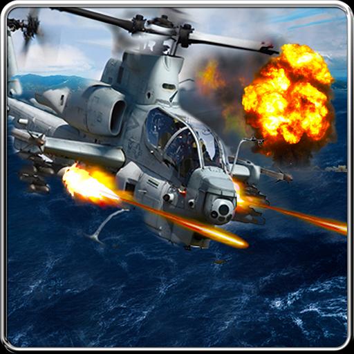 動作App|武裝直升機導彈攻擊 LOGO-3C達人阿輝的APP