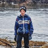 Еще один конькобежец. Все это еще в Мишнево