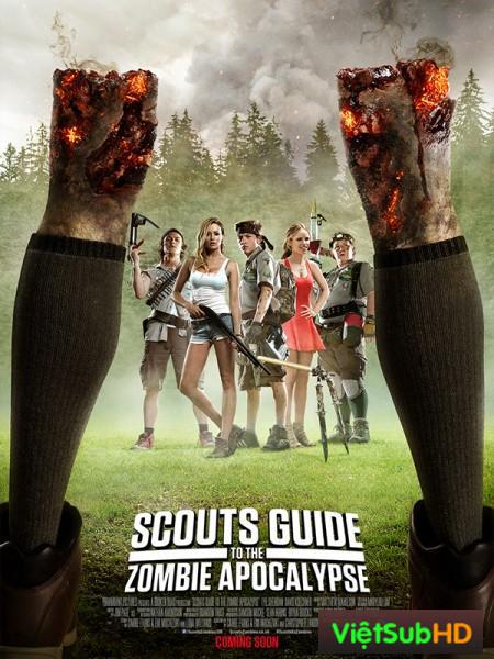 Cuộc Chiến Chống Zombie của Hướng Đạo Sinh