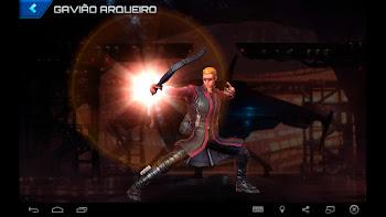 Gavião Arqueiro - Vingadores: A Era de Ultron