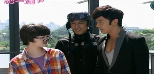 Na Wei Xun, Jiro Wang, Gu Hye Sun