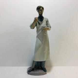 Lladró Chemist Figurine