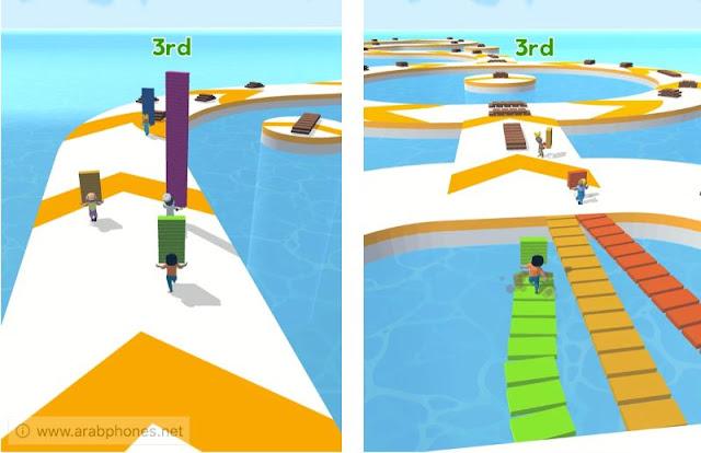 تحميل لعبة shortcut run مهكرة آخر اصدار