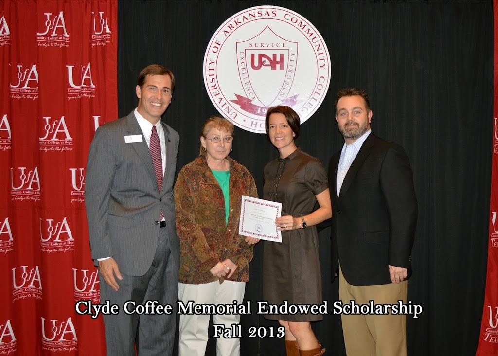 Scholarship Ceremony Fall 2013 - Coffee%2Bscholarship.jpg
