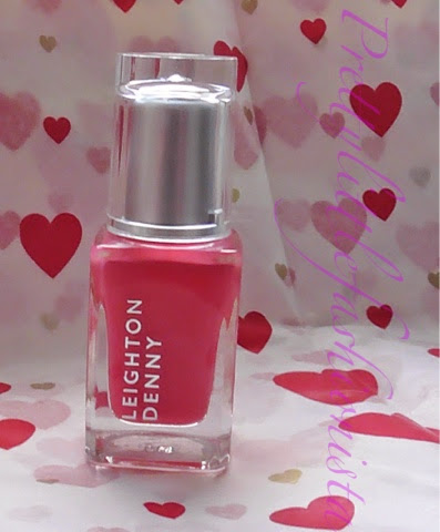 Leighton Denny Nail Polish in Lolly Pop