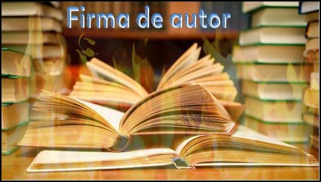 Firma de autor