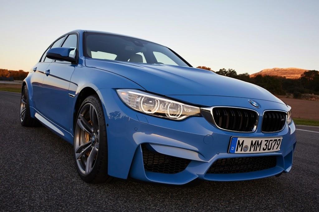 2015 BMW M3 Sedan 406