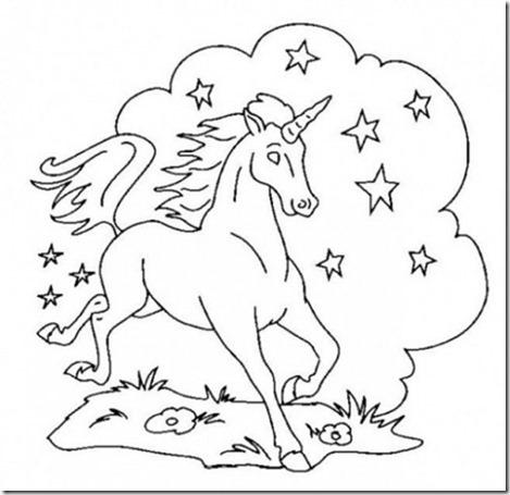 colorear-unicornios-7-dibujos-infantiles-1-465x451