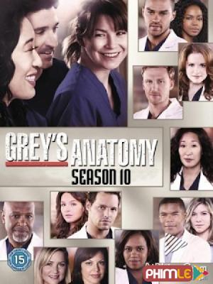 Ca Phẫu Thuật Của Grey 10