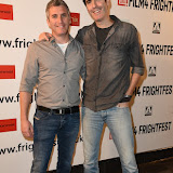 OIC - ENTSIMAGES.COM - Yoav Paz, and Doran Paz  at the Film4 Frightfest on Friday of  Jeruzalem  UK Film Premiere at the Vue West End in London on the 28th August 2015. Photo Mobis Photos/OIC 0203 174 1069