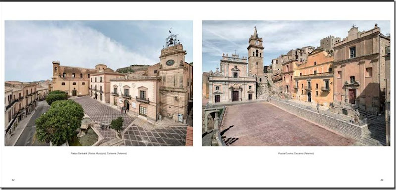 dal libro Sicilia in Piazza di Armando Rotoletti from the book Striking Piazzas of Sicily by Armando Rotoletti