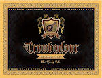 Musketeers Troubadour Imperial Stout