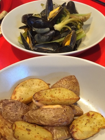 Moules frites 2016