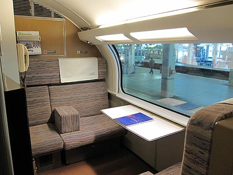 JR寝台特急「カシオペア」 カシオペアスイート 2階